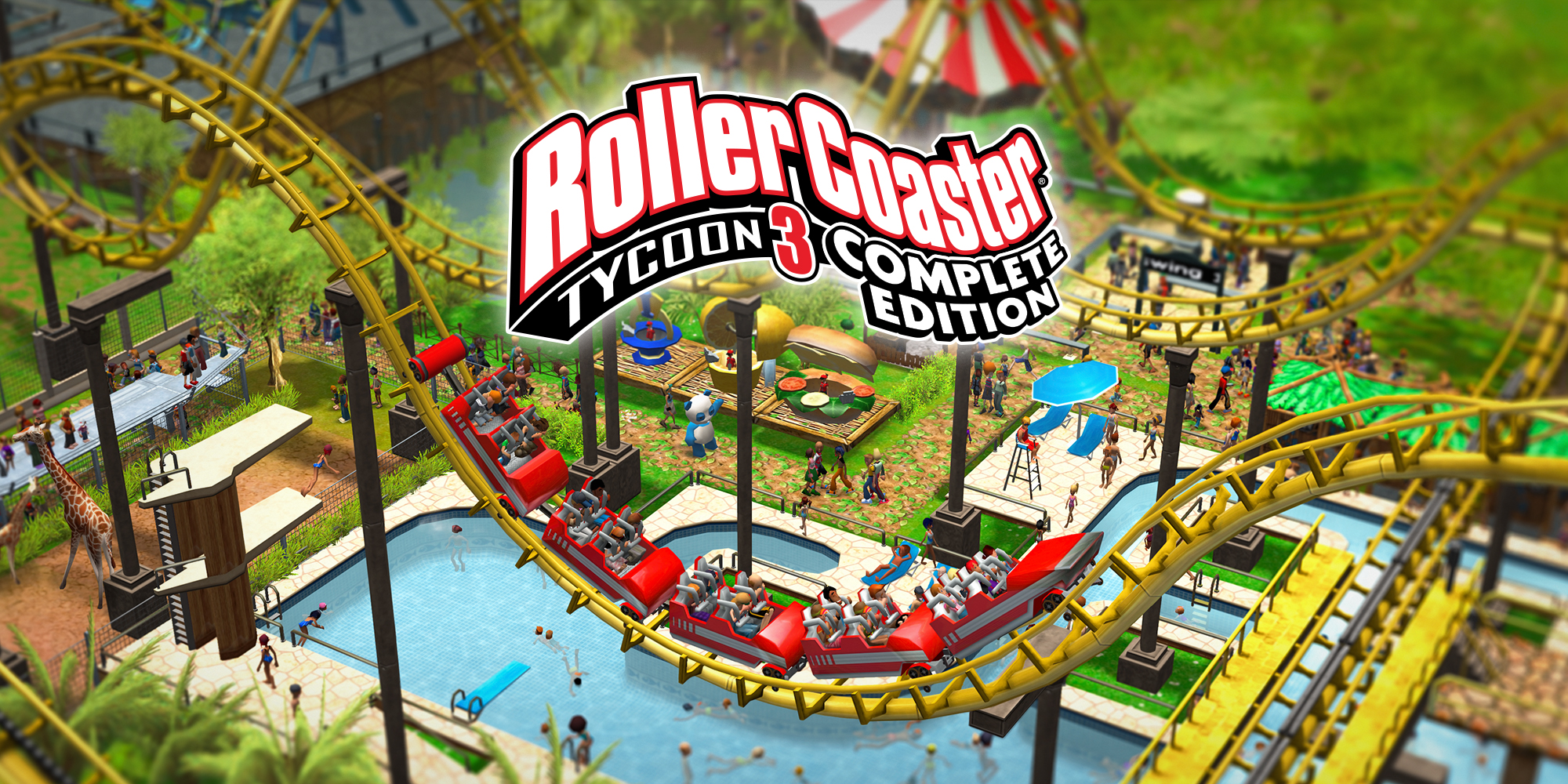 GAMERTAG – Rollercoaster Tycoon