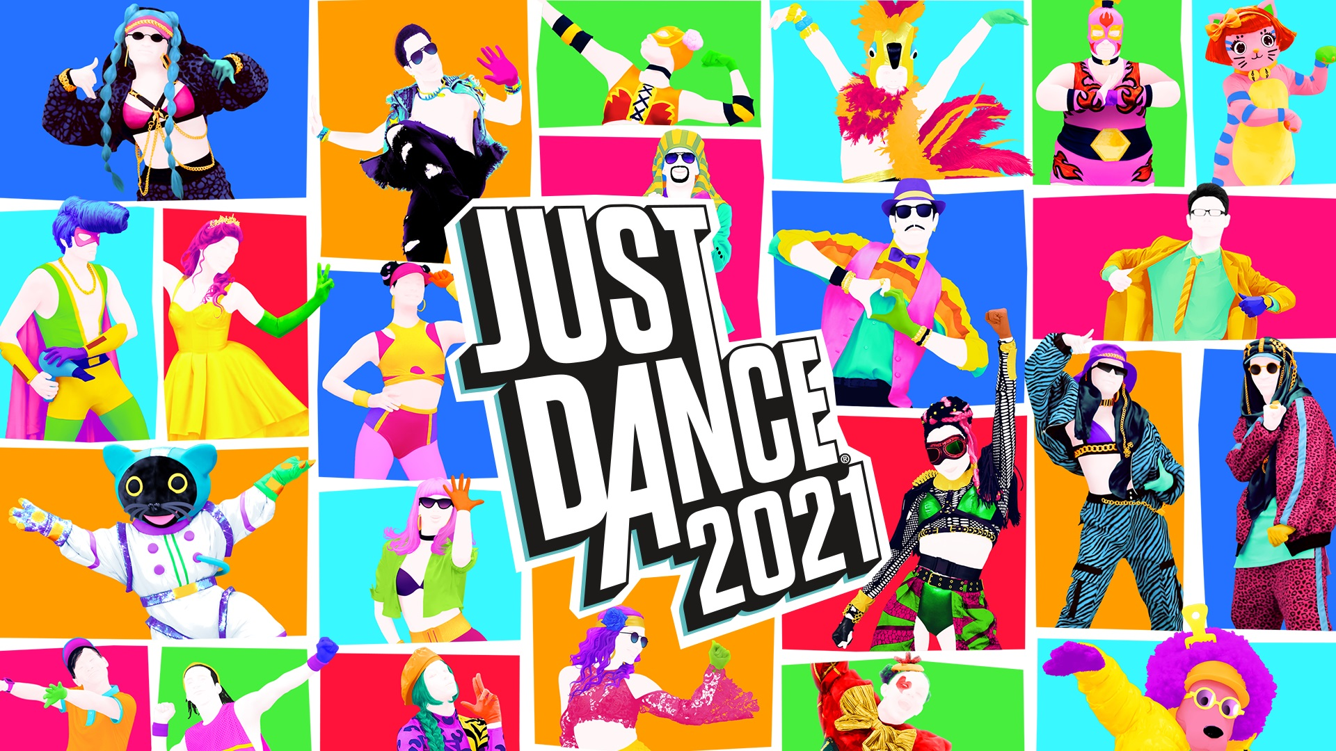 CTRL GAMER – Just Dance 2021