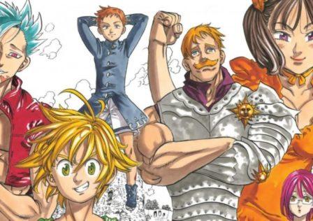 Nanatsu Manga