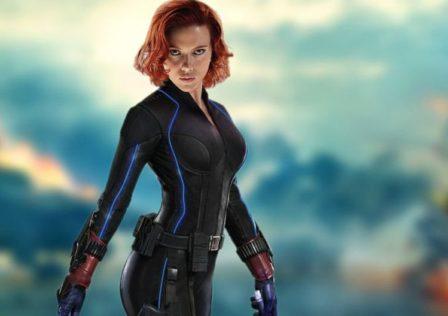 Scarlett Black Widow
