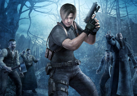 Resident Evil 4 Official Art
