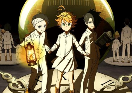 anime-de-The-Promised-Neverland-Emma-Norman-y-Ray-El-Palomitrón