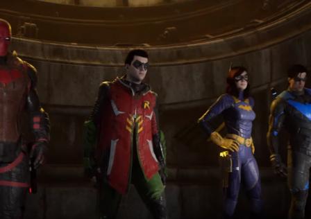 Gotham Knights 1