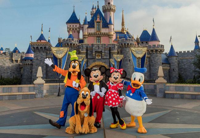 Disneyland Resort in California